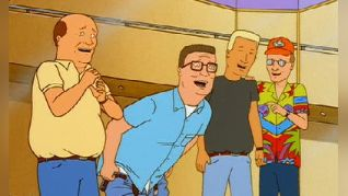 King of the Hill: Hank and the Great Glass Elevator