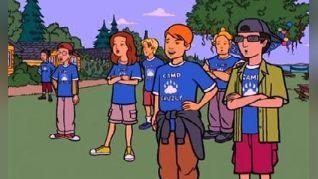 Daria: Camp Fear