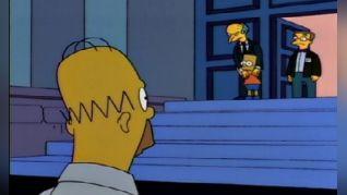 The Simpsons: Burns' Heir