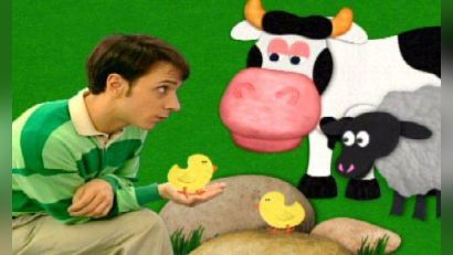 Blue's Clues: What Does Blue Wanna Do on a Rainy Day?