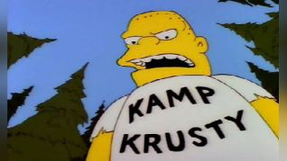 The Simpsons: Kamp Krusty