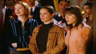Charmed: The Eyes Have It