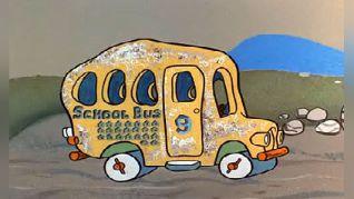 The Flintstones: The Missing Bus