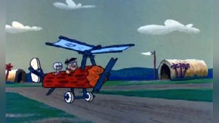 The Flintstones: Fred's Flying Lesson