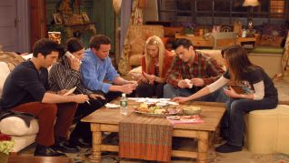 Friends: The One With the Lottery