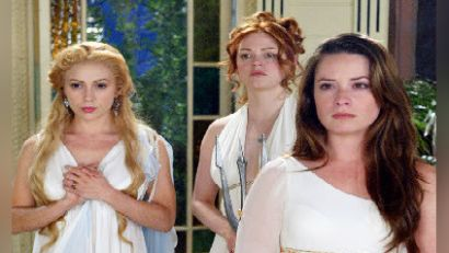 Charmed: Oh, My Goddess, Part 2