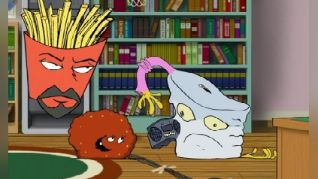 Aqua Teen Hunger Force: Bad Replicant