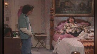 Roseanne: Bed and Bored