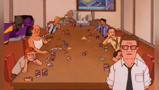 King of the Hill: Nine Pretty Darn Angry Men