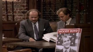 Cheers: Woody Gets an Election