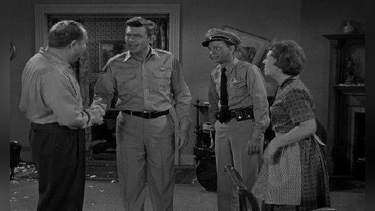 The Andy Griffith Show: The Marriage Counselor