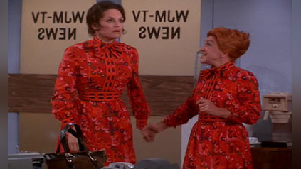 The Mary Tyler Moore Show: A Girl's Best Mother Is Not Her Friend