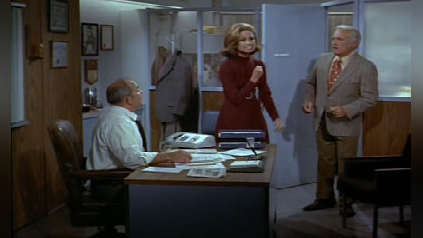 The Mary Tyler Moore Show: The Good-Time News