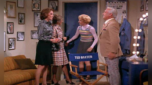 The Mary Tyler Moore Show: We Want Baxter