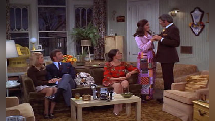 The Mary Tyler Moore Show: Today I Am a Ma'am