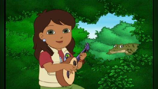 go diego go alicia saves the crocodile 2007