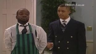 The Fresh Prince of Bel-Air: The Butler's Son Did It