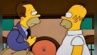 The Simpsons: Brother Can You Spare Two Dimes?