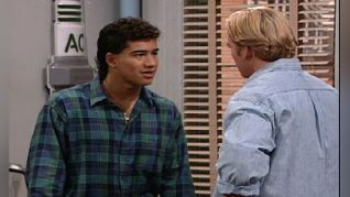Saved by the Bell: The College Years: Slater's War