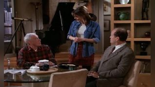 Frasier: Mixed Doubles