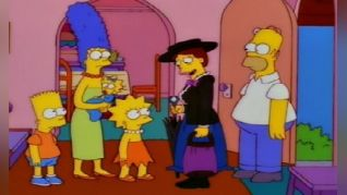The Simpsons: Simpsoncalifragilisticexpiala(Annoyed Grunt)cious