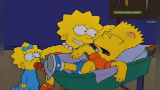 The Simpsons: My Sister, My Sitter
