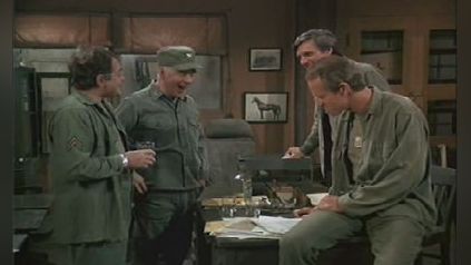 M*A*S*H: Fade Out, Fade In, Part 1