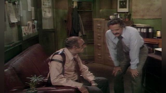 Barney Miller: Experience