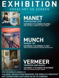 Exhibition on Screen: Munch - Munch 150