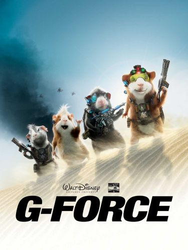 G Force 2009 Hoyt Yeatman Synopsis Characteristics Moods Themes And Related Allmovie