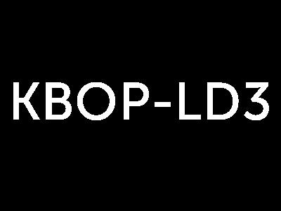 KBOP-LD3 Logo