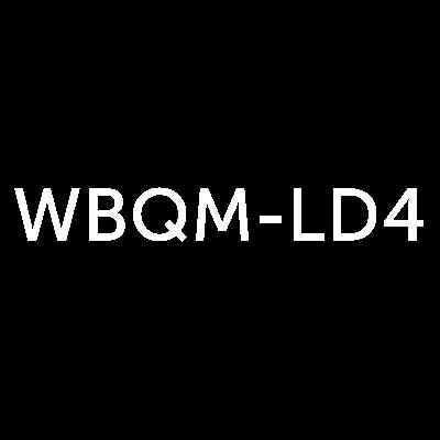 WBQM-LD4 Logo