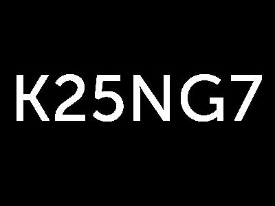 K25NG7 Logo