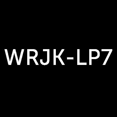 WRJK-LP7 Logo