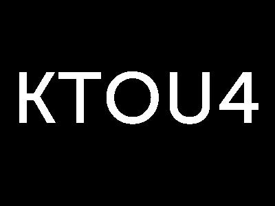 KTOU4 Logo