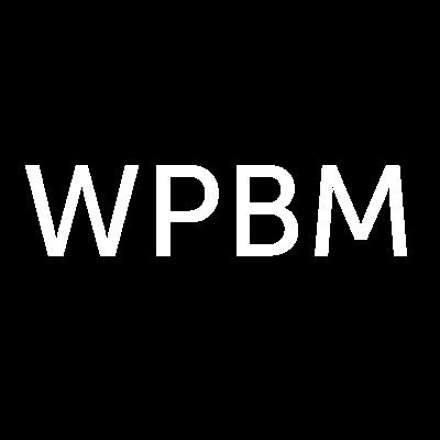 WPBM Logo