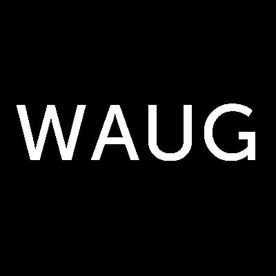 WAUG Logo