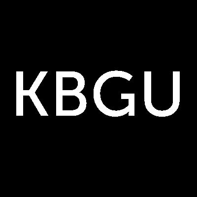 KBGU Logo