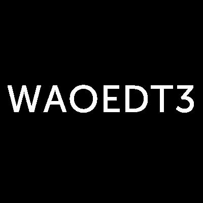 WAOEDT3 Logo