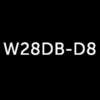 W28DB-D8 Logo