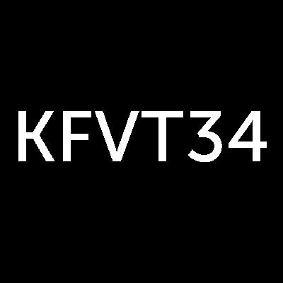 KFVT34 Logo