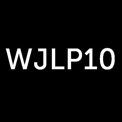 WJLP10 Logo