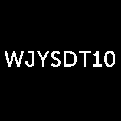WJYSDT10 Logo