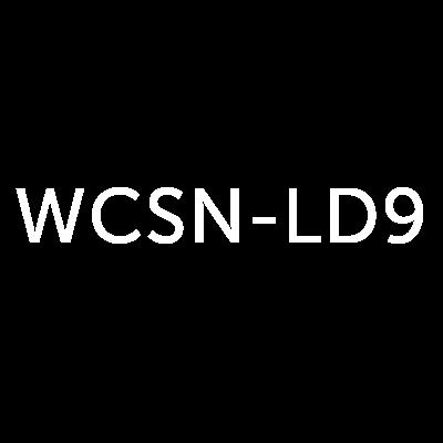 WCSN-LD9 Logo