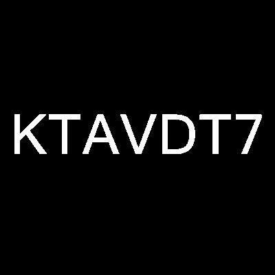 KTAVDT7 Logo