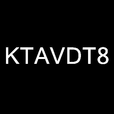 KTAVDT8 Logo