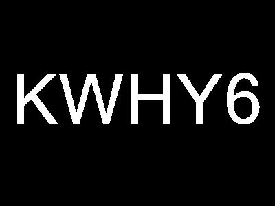 KWHY6 Logo