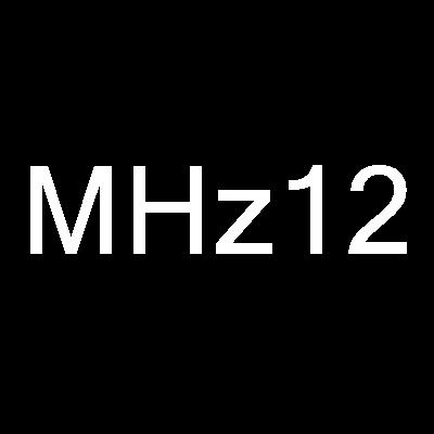 MHz12 Logo