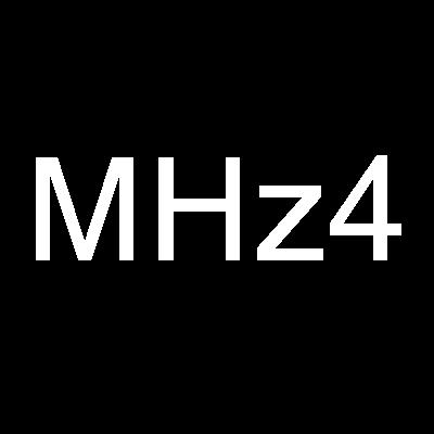 MHz4 Logo