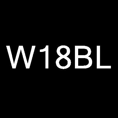 W18BL Logo